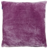 Silent Night Super Soft Oversized Cushion 55cm - Mauve