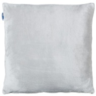 Silent Night Super Soft Oversized Cushion 55cm - Silver