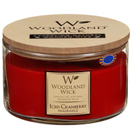 Woodland Wick XXL Candle - Iced Cranberry
