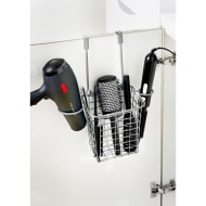 Overdoor Vanity Caddy - Chrome