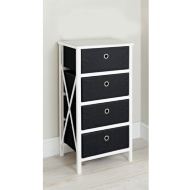 Oscar 4 Drawer Chest