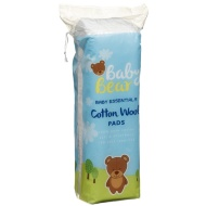 Baby Bear Cotton Wool Pads