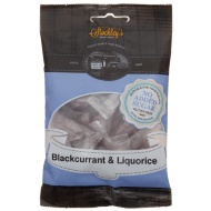 Stockley's No Added Sugar Blackcurrant & Liquorice 70g