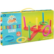 Ring Toss Game 12pc