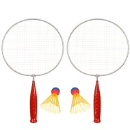 Jumbo Badminton Set