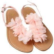 Ladies Flower Sandal