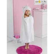 Kids Hooded Bath Towel - Unicorn