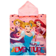 Kids Disney Princess Poncho Towel - Adventure