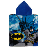 Kids Batman Poncho Towel