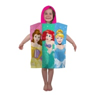 Disney Princess Poncho - Princesses