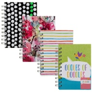 A6 Fashion Notebook