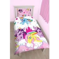 My Little Pony Single Duvet Set