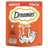 Dreamies Cat Treats Chicken 180g