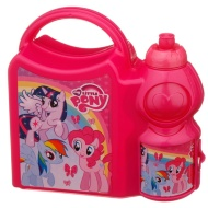 My Little Pony Girls Combo Lunch Box
