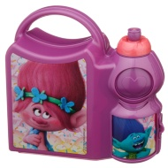 Trolls Girls Combo Lunch Box