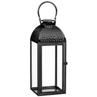 Marrakesh Lantern - Nickel