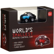 World's Smallest Remote Control Car