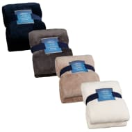 Silent Night Supersoft Throw