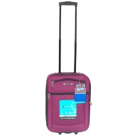 Sovereign Suitcase 49cm - Purple