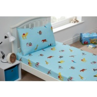 Kids Sheet Set Single - Animals