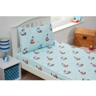 Kids Sheet Set Single - Ship Ahoy
