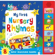 Super Sounds Book - Nursery Rhymes