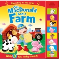 Super Sounds Book - Old MacDonald