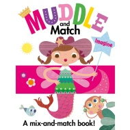 Muddle and Match Book - Imagine
