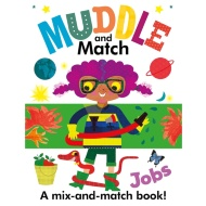 Muddle and Match Book - Jobs