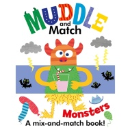 Muddle and Match Book - Monsters