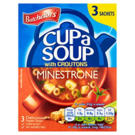 Batchelors Cup a Soup 3pk - Minestrone