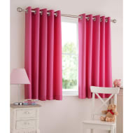 Silentnight Kids Light Reducing Eyelet Curtains 66 x 72