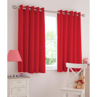 Silentnight Kids Light Reducing Eyelet Curtains 66 x 54
