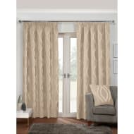 Belgravia Chenille Fully Lined Curtain - 46 x 54
