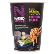 Naked Noodle Cantonese Hoisin Duck Pot 78g