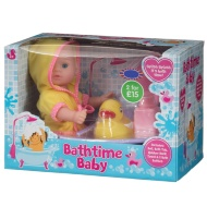 Bathtime Baby Doll