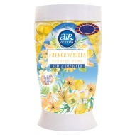 AirScents Scented Gels Pot - French Vanilla