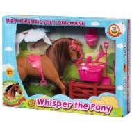 Whisper the Pony Figure & Play Set