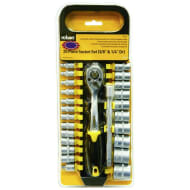 Rolson Socket Set 25pc