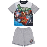 Kids Marvel Avengers Shortie Pyjamas