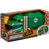 Roadsterz Light & Sound Vehicles - Garbage Truck