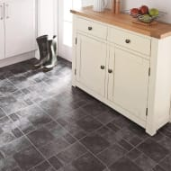 Cheap Vinyl Floor Tiles Bathroom Vinyl Flooring Lino At B M