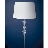 Amelie Crystal Floor Lamp
