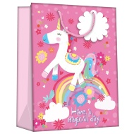 Age Gift Bag - Unicorn