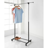Spaceways Extendable Garment Rack