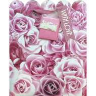 Occasions Gift Bag - Pink Roses