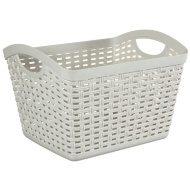 Malay Storage Hamper - Natural