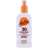 Malibu Sun Lotion Spray Factor 30 200ml