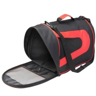 Barkhaus Collapsible Pet Carrier - Red