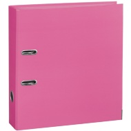 A4 Lever Arch File - Pink